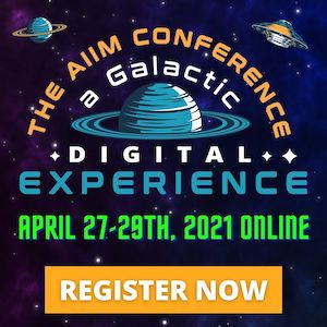 The AIIM Conference 2021